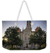 Parker County Courthouse Weekender Tote Bag
