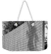 Parker Shadow Palm Springs Weekender Tote Bag by William Dey