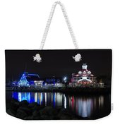 Parker's Lighthouse Reflections Weekender Tote Bag