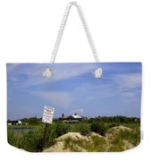Parking By Permit - Town Of Southhampton Weekender Tote Bag