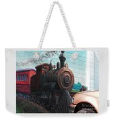 Parking Lot Weekender Tote Bag