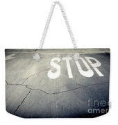 Parking Lot No.44 Weekender Tote Bag