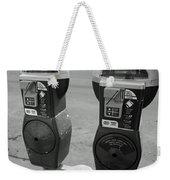 Parking Meters Weekender Tote Bag