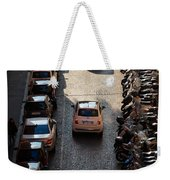 Parking Problems Weekender Tote Bag