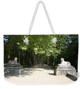 Parkway Chateau Chenonceaux  France Weekender Tote Bag
