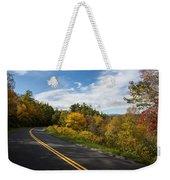 Parkway Milepost 357 Weekender Tote Bag