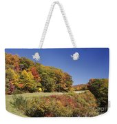Parkway Road In North Carolina Weekender Tote Bag