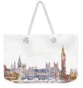 Parliament Color Splash Weekender Tote Bag