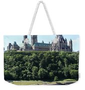 Parliament Hill - Ottawa Weekender Tote Bag