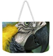 Parrot 9 Weekender Tote Bag