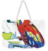 Parrot Cartoon Weekender Tote Bag