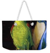 Parrot Weekender Tote Bag by George Wesley Bellows