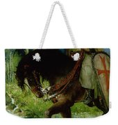 Parsifal In Quest Of The Holy Grail Weekender Tote Bag