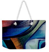Part Of An Abstract Painting Weekender Tote Bag