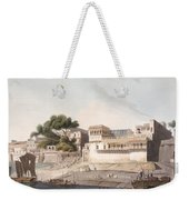 Part Of The City Of Patna, On The River Weekender Tote Bag