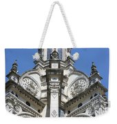 Part Of The Crown - Palace Chambord - France  Weekender Tote Bag