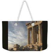 Parthenon From The South Weekender Tote Bag
