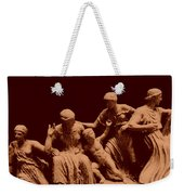 Parthenon Sculpture Weekender Tote Bag
