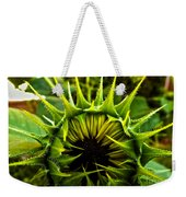Partial Eclipse Of The Sunflower Weekender Tote Bag