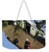 Participants Rescue A Person Weekender Tote Bag