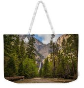Parting Trees Weekender Tote Bag