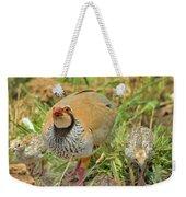 Partridge Weekender Tote Bag