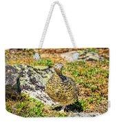 Partridge 1 Weekender Tote Bag