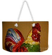 Party Chicken Weekender Tote Bag
