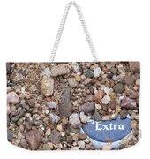 Party Excavation Weekender Tote Bag