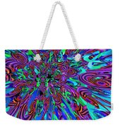 Party Weekender Tote Bag by First Star Art