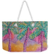 Party Palms Weekender Tote Bag