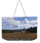 Paso Robles Autumn Weekender Tote Bag