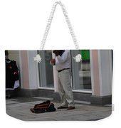 Passau Violinist Weekender Tote Bag