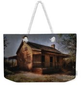 Passing The Time Weekender Tote Bag by Sandra Bronstein