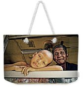 Passing Thoughts Weekender Tote Bag