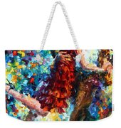 Passion Dancing Weekender Tote Bag