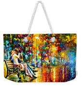 Passion Evening -  New Weekender Tote Bag