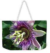 Passion Flower 5 Weekender Tote Bag