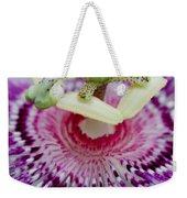 Passion Flower In Bloom Weekender Tote Bag