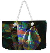 Passion Flowers Weekender Tote Bag