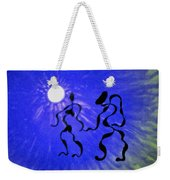 Passion Into The Night Weekender Tote Bag