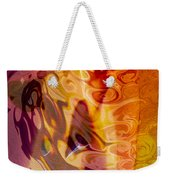Passion Represents Color Weekender Tote Bag