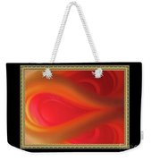 Passion Tunnel. Greeting Card Weekender Tote Bag