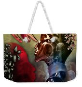 Passion Was...not A Thought Weekender Tote Bag