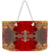 Passionate Explosions Of Colorful Reality By Omaste Witkowski Weekender Tote Bag