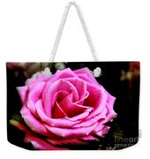 Passionate Rose Weekender Tote Bag