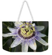 Passionflower Weekender Tote Bag by Richard Thomas