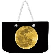Passover Full Moon Weekender Tote Bag by Al Powell Photography USA