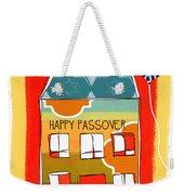 Passover House Weekender Tote Bag