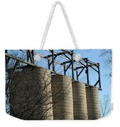 Past Weekender Tote Bag